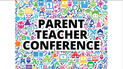 No School Friday, September 20th for Student Led Parent/Teacher Conferences 11am-6pm