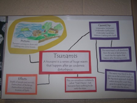 Natural Disasters Project Elementary